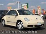 Used VOLKSWAGEN VW NEW BEETLE Ref 363626