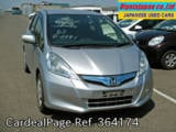 Used HONDA FIT HYBRID Ref 364174