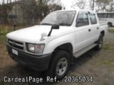 Used TOYOTA HILUX Ref 365034