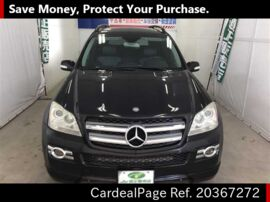 MERCEDES BENZ GL-CLASS KN KNOWN Big2