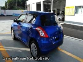 SUZUKI SWIFT ZC72S Big2