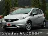 Used NISSAN NOTE Ref 369503