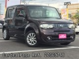 Used NISSAN CUBE Ref 369748