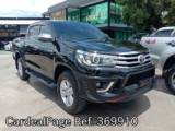 Used TOYOTA HILUX Ref 369910