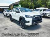 Used TOYOTA HILUX Ref 369967