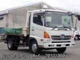 Used HINO HINO RANGER Ref 371000