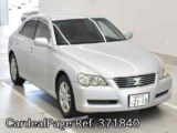 Used TOYOTA MARK X Ref 371840
