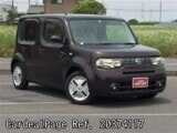 Used NISSAN CUBE Ref 374117