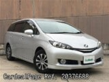 Used TOYOTA WISH Ref 376688