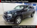 Used CHEVROLET CHEVROLET TRAILBLAZER Ref 378355