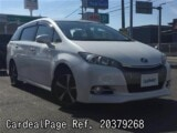 Used TOYOTA WISH Ref 379268