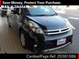 Used TOYOTA ISIS Ref 381086