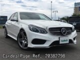 Used MERCEDES BENZ BENZ E-CLASS Ref 382798
