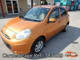 Used NISSAN MARCH Ref 383289