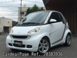 Used SMART SMART FORTWO Ref 383936