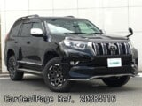 Used TOYOTA LAND CRUISER PRADO Ref 384116