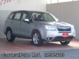 Used SUBARU FORESTER Ref 385603