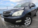 Used TOYOTA HARRIER Ref 386710