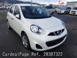 Used NISSAN MARCH Ref 387322