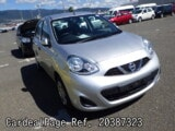 Used NISSAN MARCH Ref 387323