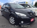 Used TOYOTA WISH Ref 388255