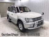 Used TOYOTA LAND CRUISER PRADO Ref 389652
