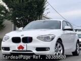 Used BMW BMW 1 SERIES Ref 389800