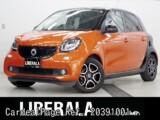 Used SMART SMART FORFOUR Ref 391001