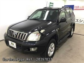 TOYOTA LAND CRUISER PRADO TRJ120W Big1