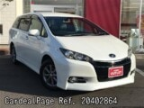 Used TOYOTA WISH Ref 402864
