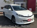 Used TOYOTA WISH Ref 402866