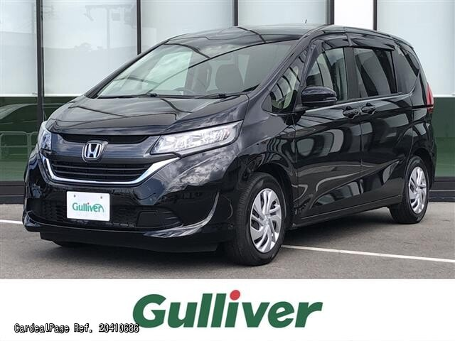 2019/May Used HONDA FREED DBA-GB5 Ref No:410686 - Japanese Used Cars for Sale | CardealPage
