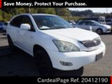 Used TOYOTA HARRIER Ref 412190