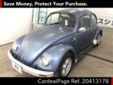 Used VOLKSWAGEN VW BEETLE Ref 413178