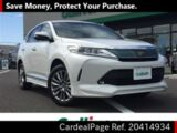 Used TOYOTA HARRIER Ref 414934