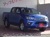 Used TOYOTA HILUX Ref 420216