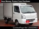 Used SUZUKI CARRY TRUCK Ref 420463
