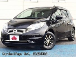 NISSAN NOTE E12 Big1