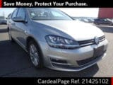 Used VOLKSWAGEN VW GOLF Ref 425102