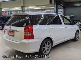TOYOTA WISH ZNE10G Big2
