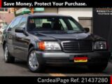 Used MERCEDES BENZ BENZ S-CLASS Ref 437280