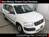 Used TOYOTA SUCCEED VAN Ref 442209