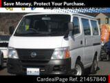 Used NISSAN CARAVAN BUS Ref 457840