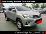 Used TOYOTA HILUX Ref 465722