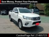 Used TOYOTA HILUX Ref 465723