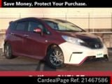 Used NISSAN NOTE Ref 467586