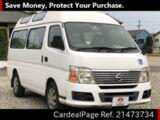 Used NISSAN CARAVAN BUS Ref 473734