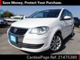 Used VOLKSWAGEN VW GOLF TOURAN Ref 475380
