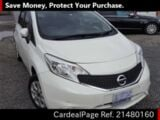 Used NISSAN NOTE Ref 480160