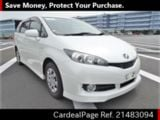 Used TOYOTA WISH Ref 483094